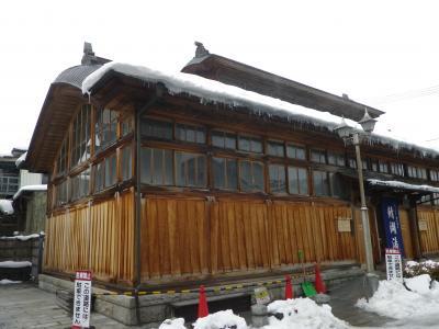 2018年 冬のごほうびプチ温泉旅行 福島からフラッと歴史ある飯坂温泉・鯖湖湯に行ってきました!