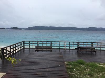 夫婦で行く沖縄 慶良間諸島2泊3日の旅