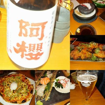 新大阪東口で飲み会