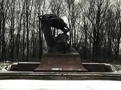 母と娘でポーランド 最後の最後に大失態!ワルシャワ ②