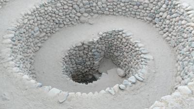 アンデス紀行18 パレドネス遺跡と水路