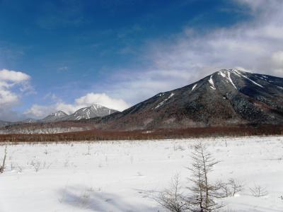 奥日光・湯滝から戦場ヶ原スノーシュートレッキング