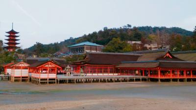 往復5550円で小倉から広島へ新幹線で行ってきました^^in 宮島