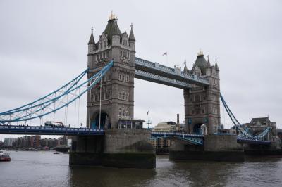2018年1月 ロンドン7日間の旅  別冊(JAL41便ビジネスクラスでロンドンまで)