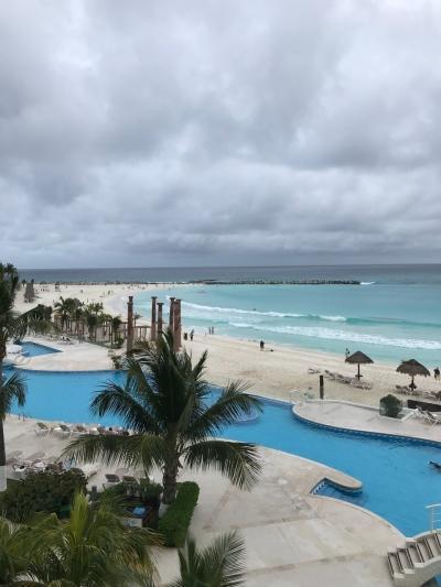 Houston Cancunの旅 Caribbean版
