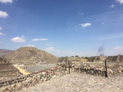 初メキシコシティー
