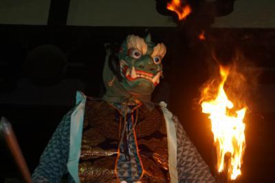 イベント目白押しの奈良の節分から京都冬の旅へ(一日目)~元興寺の「柴燈大護摩供」から東大寺の「豆まき」、興福寺の「追儺会」に最後は春日神社の「節分万燈籠」。上手に回ろうと思ってもそれは無理。とにかく一気呵成に攻めるしかありません~