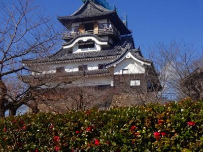 最後の国宝天守閣へ!(犬山城、トヨタ博物館を経て暖かな西浦温泉へ)
