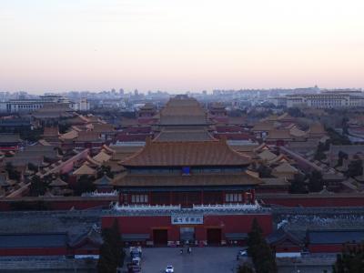 大ミスだらけの中国旅行6(北京その1:王府井・景山公園)