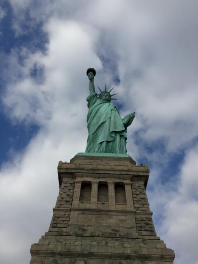 初めてのファーストクラスで、女一人旅ニューヨーク7