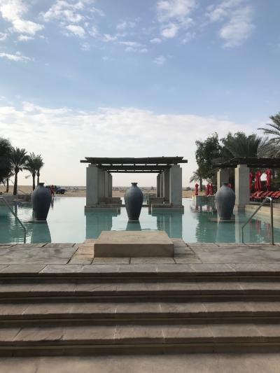 2018 スウェーデン/デンマーク/ドバイ ⑱ドバイ3日目(Bab Al Shams Desert Resort & Spa/後編)