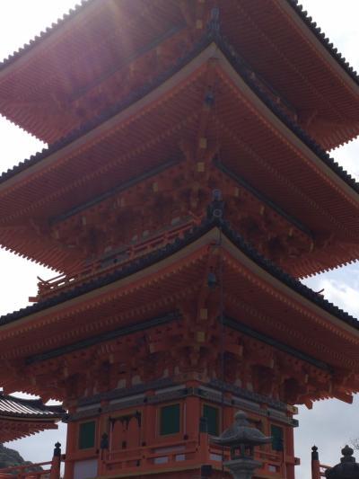 京都1泊2日の旅 ☆[銀閣寺、清水寺]