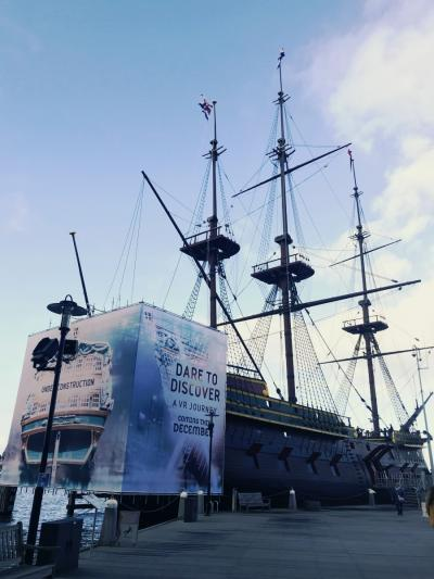 2017年10月・子連れオランダ旅行記⑨オランダ海洋博物館