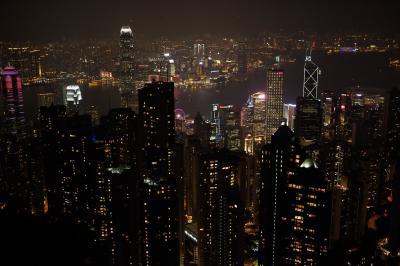 香港の街歩きDay1