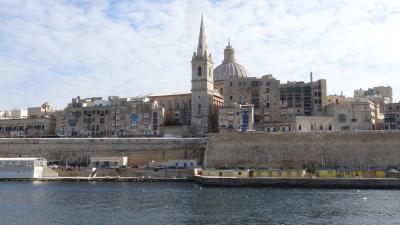 マルタ共和国 チャレンジ旅