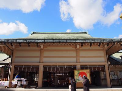 大阪の仏像特別公開、生玉(いくたま)さん高津宮そして聖観音菩薩立像が公開されている法案寺へ