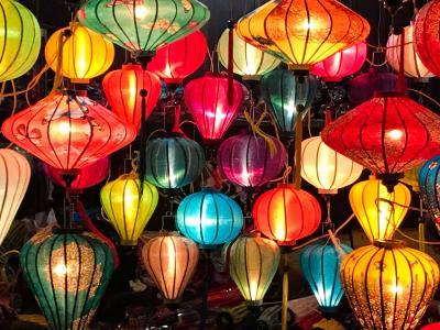 ランタンの街ホイアンへ(ベトナム・香港旅行記①)