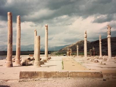 【暇人的アーカイブス】イランの思ひ出 <1996> 後編 イランの有名観光スポットあれこれ