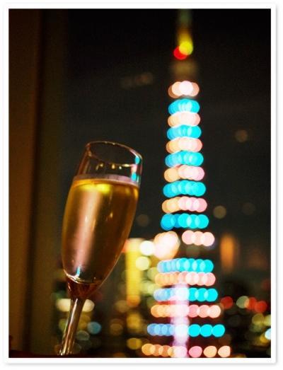 ザ・プリンスパークタワー東京 クラブフロアに宿泊