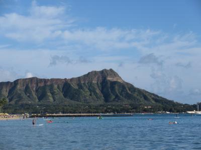 楽園ハワイの休日 ~登りましたダイヤモンドヘッド~