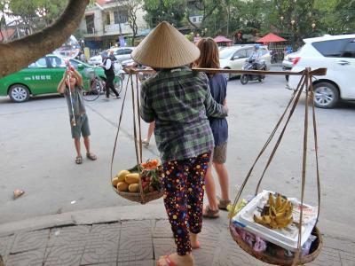 ベトナムでお正月・ダナン、ハノイ6日間****(1)ダイジェスト版