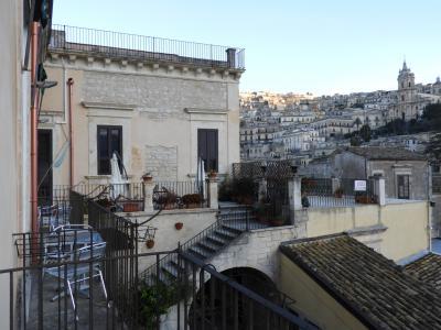 初めてのシチリア その4、 もっと滞在していたかったモディカ。