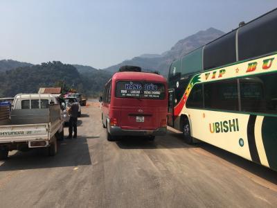 アジア縦横断の旅道中記 18《ベトナム・ヴィンからラオス・ターケークへ。一度あることは二度ある??》