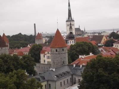 華麗なるロシア周遊と北欧2都 2 エストニアのタリン