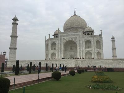 インド、3泊弾丸夫婦旅