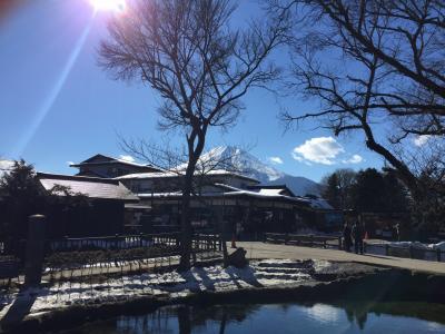 箱根から富士山目指してどこに行く?