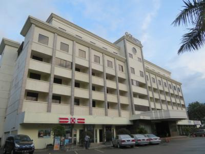 インドネシア 「行った所・見た所」 バタム島・ハーバーベイのGGIホテルに宿泊