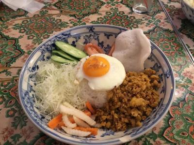 大阪 多国籍グルメ⑤ 心斎橋でベトナム料理&猫カフェ