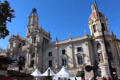 ちょっぴり寒い11月のスペインを欲張る旅行(その8 住みたい街、ゆったりとしたバレンシア その1)