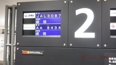 YOUは何しに日本へ?!を成田で発見!フィンランドからJAL直行便Cクラス~バルト三国帰国便