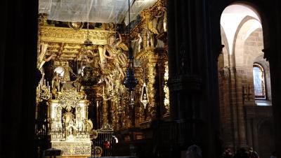 【特典航空券で行った北スペイン&ポルトガル旅行記④】サンティアゴ・デ・コンポステーラ散策