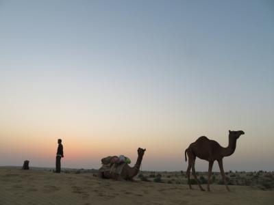 初インドを一ヶ月縦断一人旅してみた 10日目 さらばクーリーこんにちはジャイサルメール