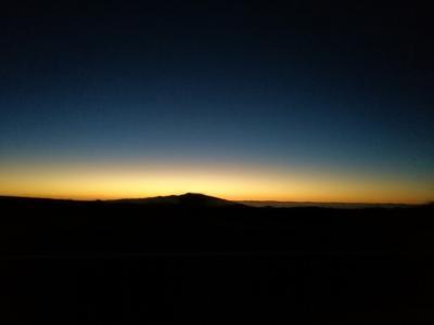 ハネムーンでハワイ島→オアフ島8泊10日 3日目 火山と夕日と星空時々キャンディー編