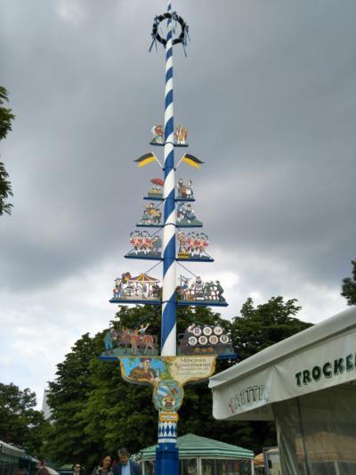初めてのドイツ・ケルン~ミュンヘン二人旅⑦