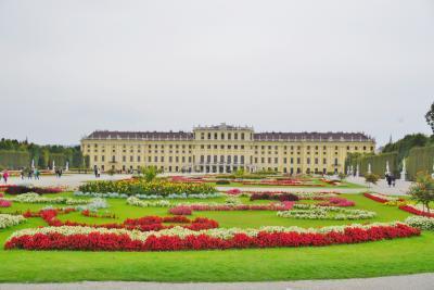 【中欧3ヶ国】5日目:前半 ナッシュマルクトとシェーンブルン宮殿