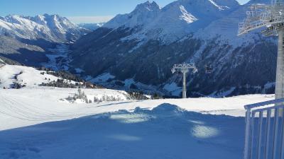 2017-2018 Ski-1 St. Anton, Austria