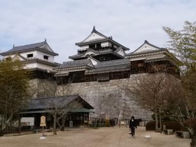 松山への旅 4