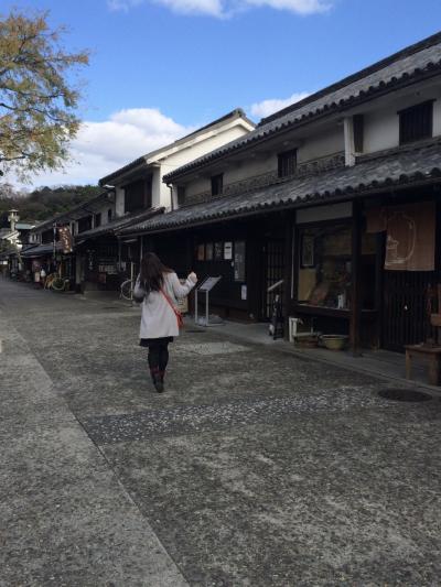 青春18きっぷで行く倉敷☆尾道1泊2日の旅