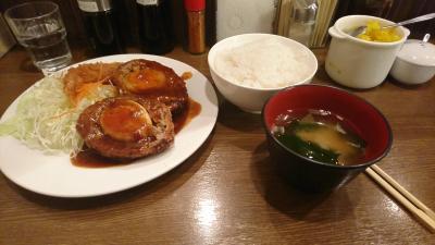 有楽町で昼食、レトロなお店を発見 「大正軒」でスコッチエッグを食す!
