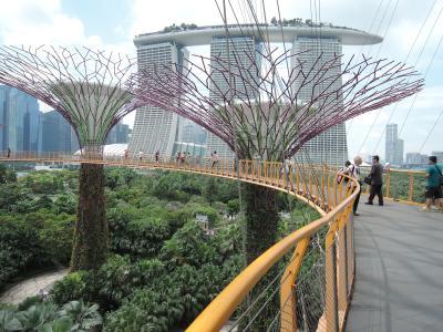 23年ぶりのシンガポール3泊5日の旅(その1)