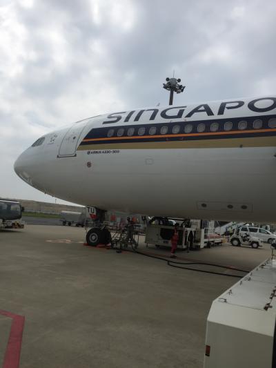 2017年シンガポール家族旅行②