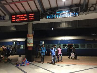古希のお祝いに南インドひとり旅