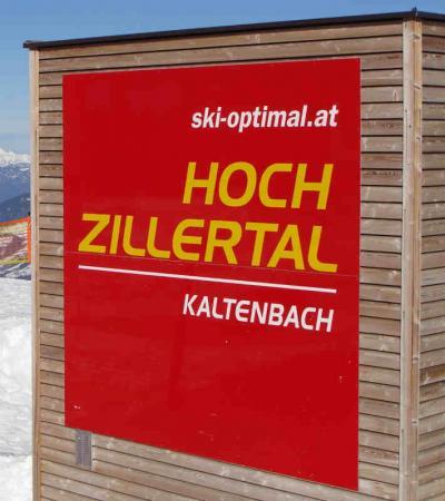 Zillertalはオフピステがいっぱい ! HOCHZILLERTALを滑る