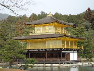 雪の京都一人旅 二日目(その1)