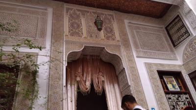 初モロッコ 一人旅チープシックな10日間 その8 フェズの夜