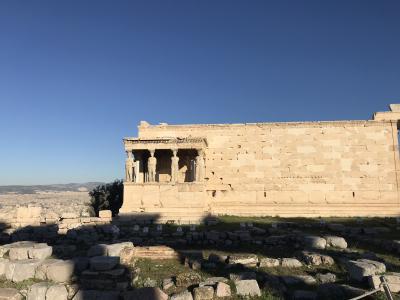 航空券が安かったから…ギリシャに行ったらオフシーズンだった⑤
